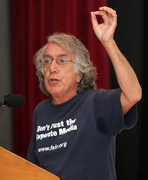 David Barsamian of Alternative Radio