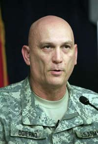 2nd in command in Iraq, General Odierno Voldemort