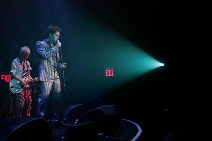 Rufus Wainwright in concert