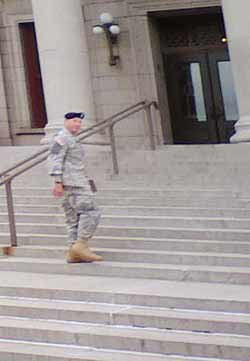 Ft Carson soldier