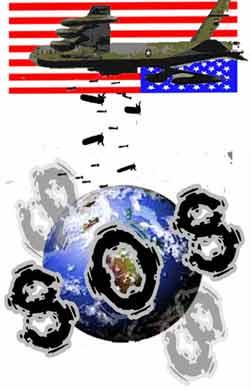 America the war decider