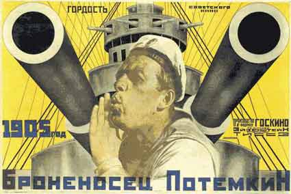 Battleship Potemkin call to arms