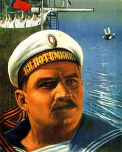 Battleship Potemkin uprising leader