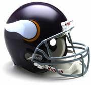 Original Viking helmet