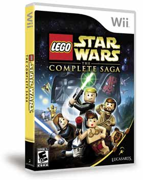 Lego Star Wars for the Wii