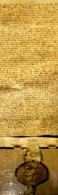 Magna Carta just so many words