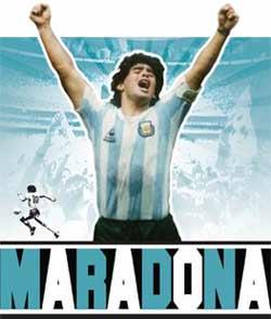 Diego Maradona!