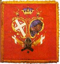 Standard of the First Serbian Rebellion against the Ottoman Empire