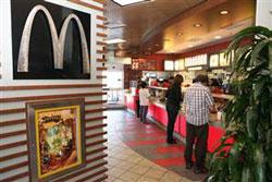 McDonald's feng shui'd