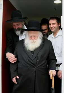 Top Torah Sage and practical businessman