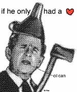 Bush tin man