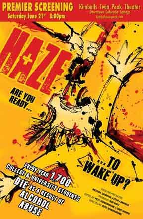 HAZE, a documentary by Pete Schuermann