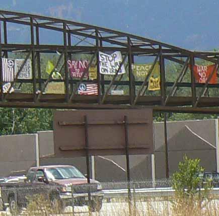 June 20 Iraq Moratorium in Colorado Springs