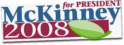 Cynthia McKinney for President 2008