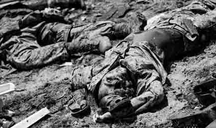 Dead US Marines