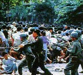 Repression in Burma