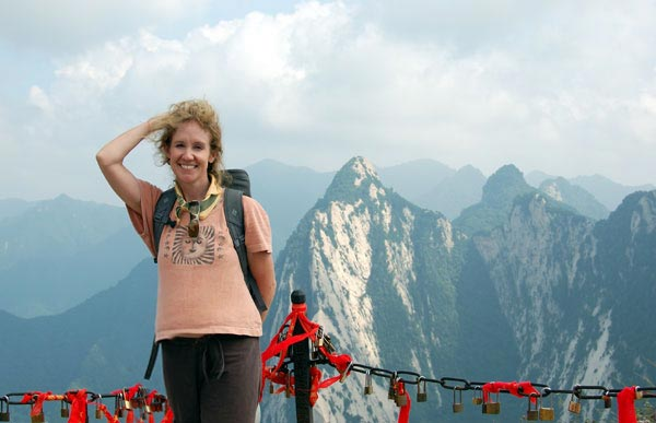 Mt Huashan, China, Marie Walden
