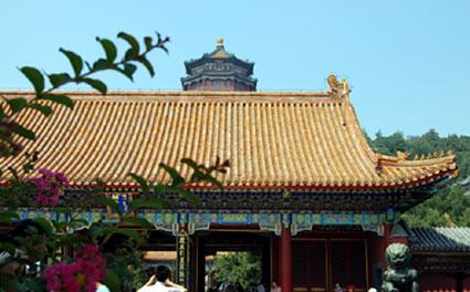 Summer Palace pagoda