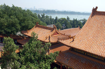 Summer Palace lakeview