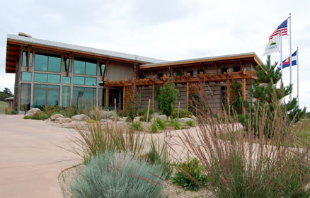 Cheyenne Mountain State Park Visitors Center