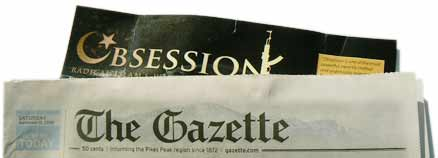 Gazette insert
