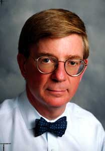 Syndicated columnist George Will