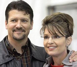 Palin and husband