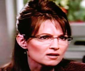Sarah Palin huh?