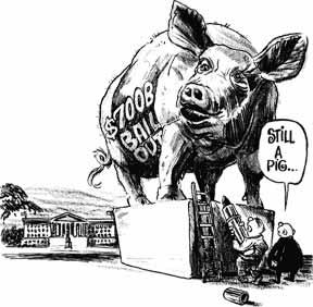 bailout still a pig