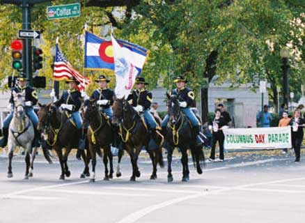 Denver Columbus Day Parade