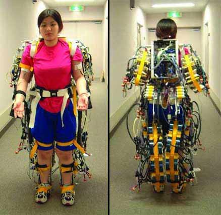 cyborg nurse