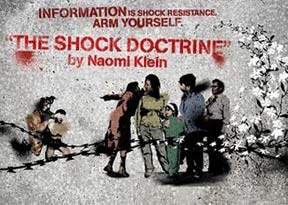 The Shock Doctrine by Naomi Klein