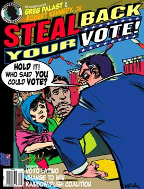 Steal back your vote
