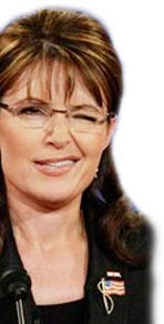 Sarah Palin wink