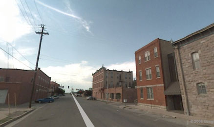 Pueblo historic district
