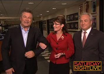 Sarah Palin on Saturday Night Live
