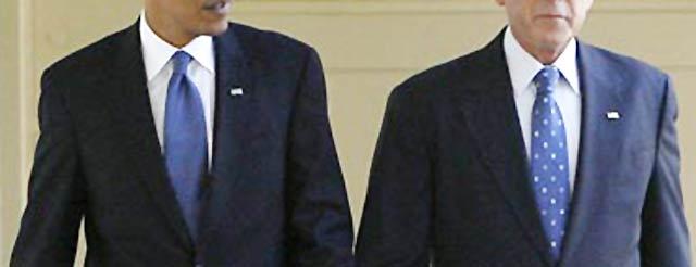 Presidential periwinkle neckties
