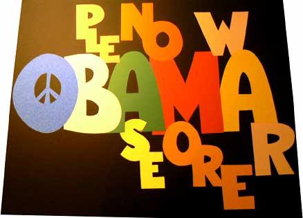 obama-peace symbol