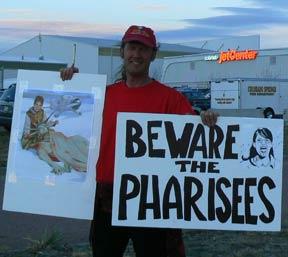 Beware the Pharisees