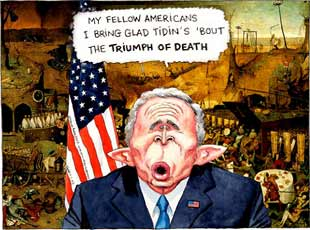 bush-triumph-of-death