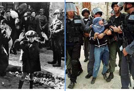 Warsaw Ghetto vs Gaza