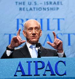 Foreign agents AIPAC lobby