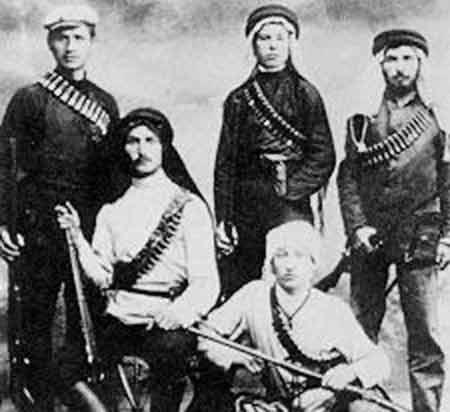 Hashomer clandestine paramilitary malitia
