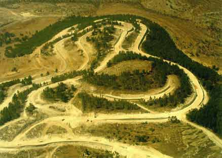Israeli theft of Palestinian land