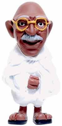 Mahatma Gandhi Ghandi Gandi