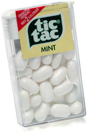Tic Tacs
