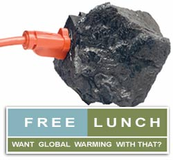 Clean Coal is a free lunch