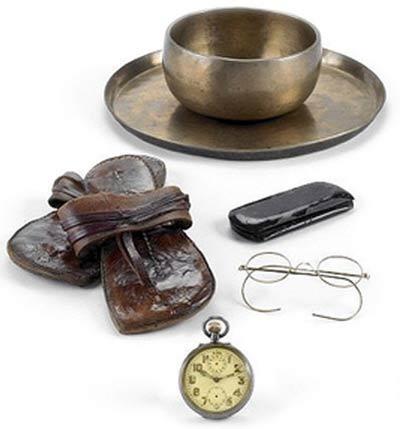 gandhi possessions
