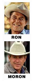 Ron and Moron