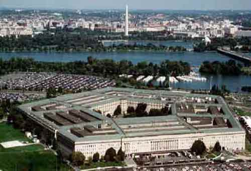 Department of the Defense Headquarters